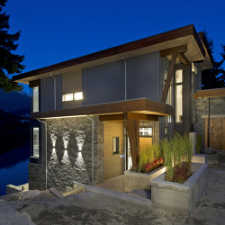 Lake Side Passive House